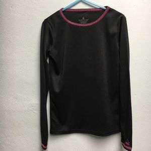 Cuddl Duds youth LS Top size S